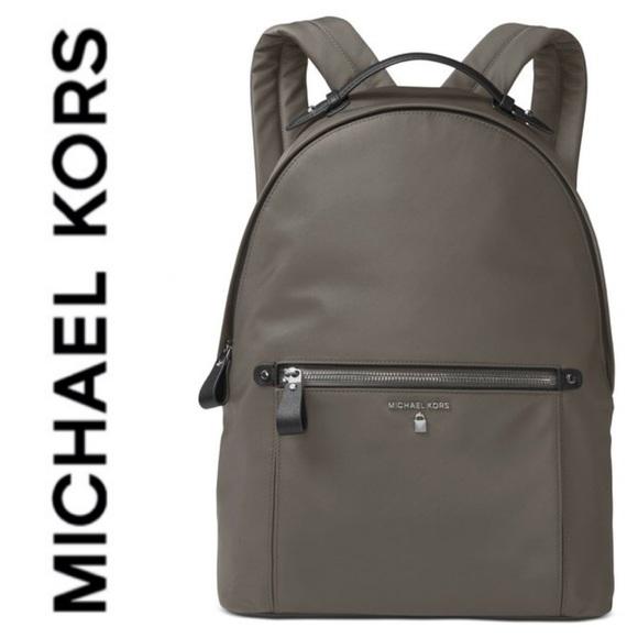 c1df4ddd17fd Michael Kors Bags | New Authentic Mk Kelsey Backpack Graphite | Poshmark